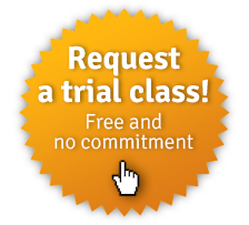 Request a trial class on Spanishviaskype.com