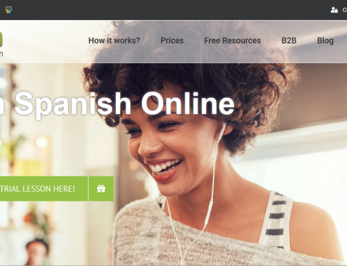Spanishviaskype's New Site is here!
