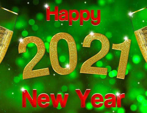 Feliz año nuevo 2021 desde Spanishviaskype