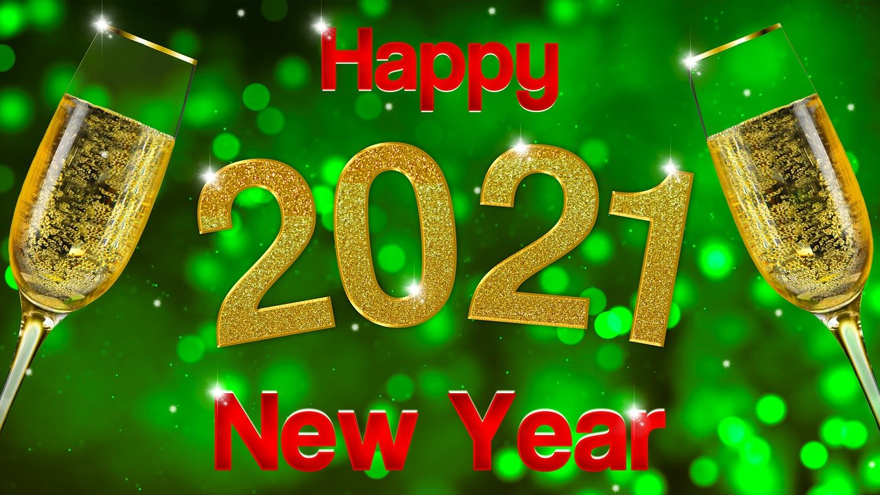 Happy new year 2021 from spanishviaskype
