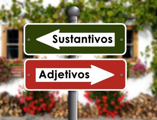 Palabras que rigen sustantivos o adjetivos en español