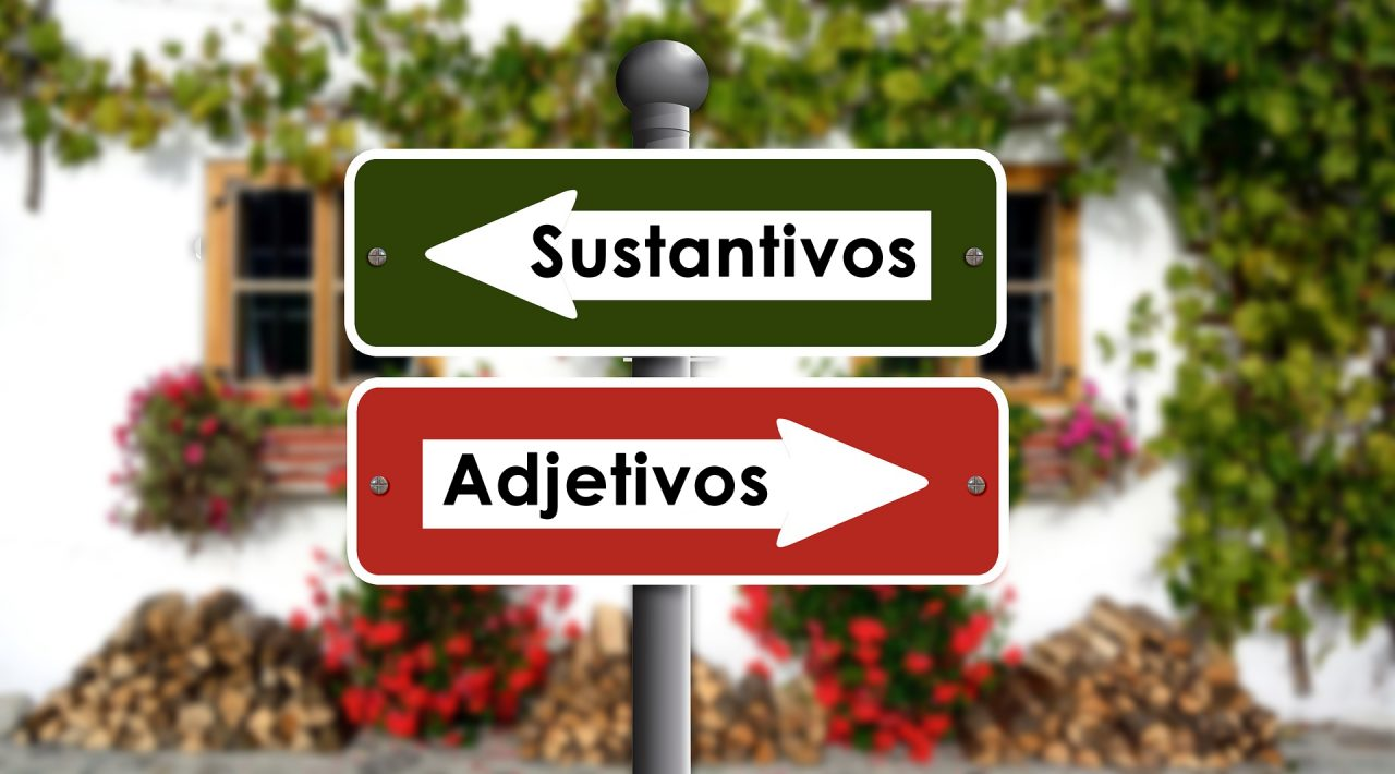 palabras que rigen sustantivos o adjetivos en espanol