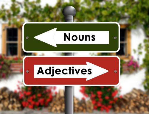 Words that Require Nouns or Adjectives in Spanish