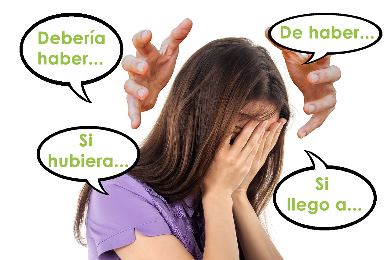 Expressing regrets in Spanish