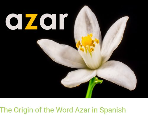 Article about the origin of the word azar in Spanish