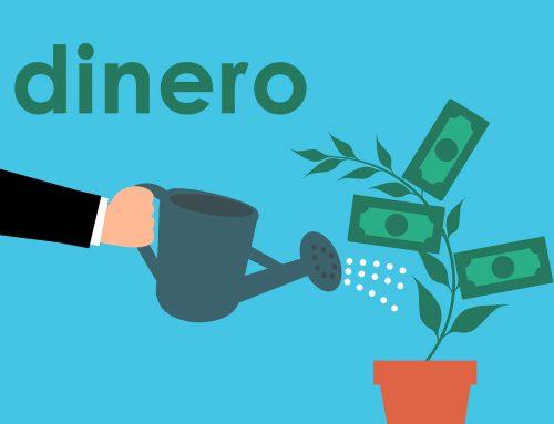 Palabras relacionadas con dinero en español